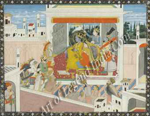 Coronation of Rama