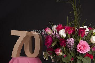 anniversaire de ma soeur 70 ans