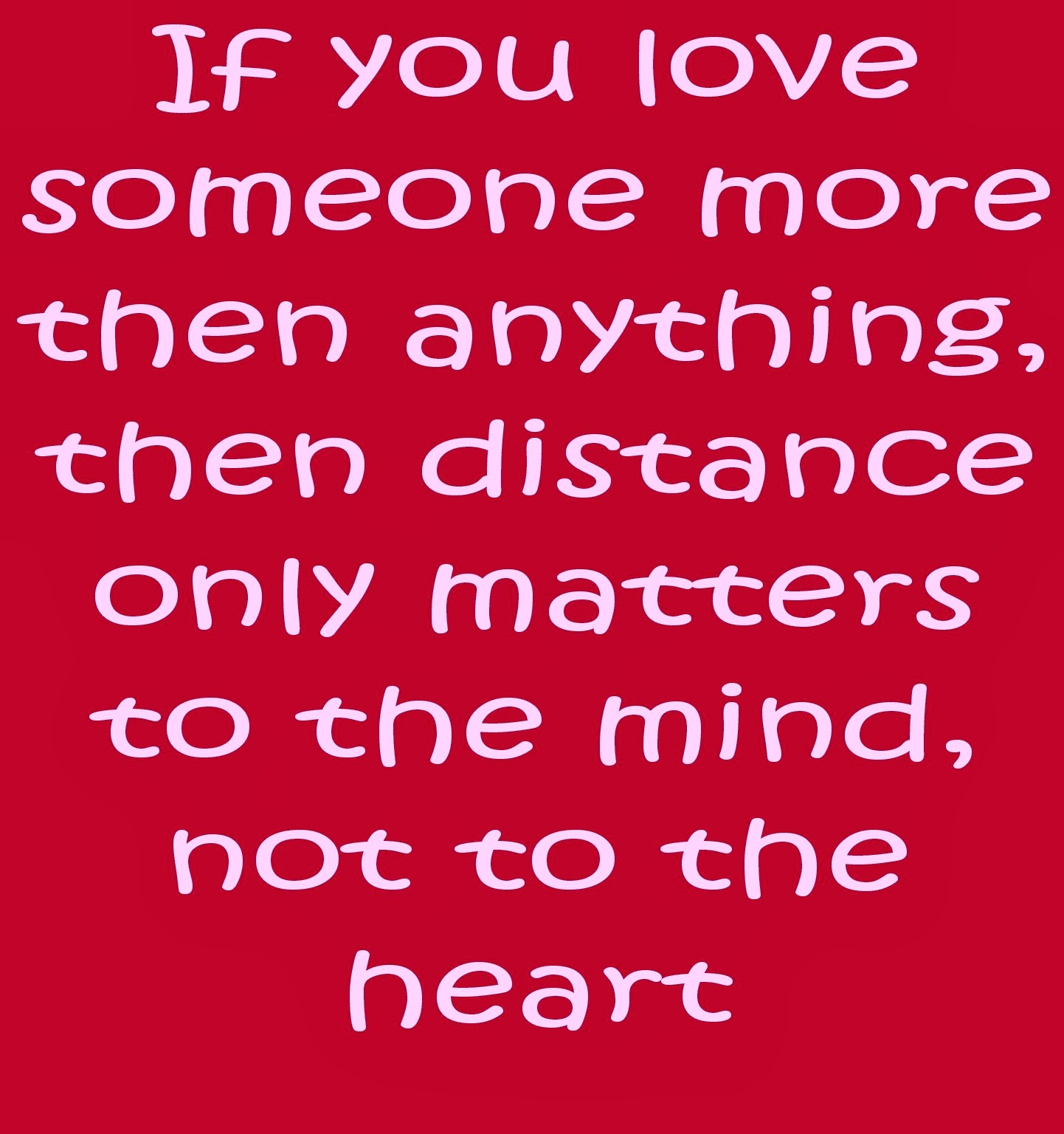Long Distance Love Quotes : DateinSky Random Quotes: Long Distance Relationship Quotes