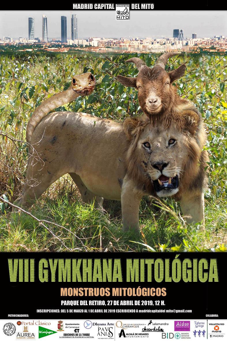 VIII Gymkhana Mitológica