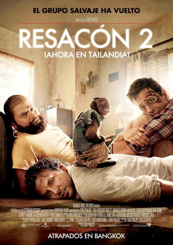 Resacon 2, ¡Ahora En Tailandia! (2011)