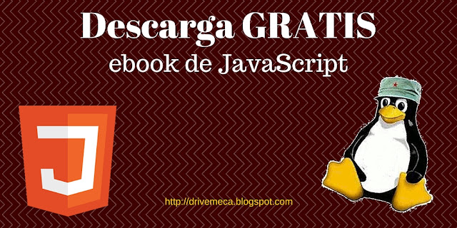 DriveMeca descarga GRATIS ebook de JavaScript
