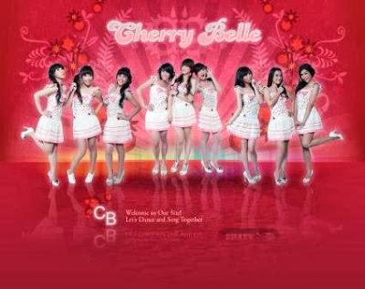 Foto - Foto Personil Cherry Belle Terbaru
