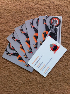Picture of Repsol Fanatic Business cards