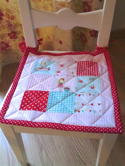 Ikea mini chair cushion