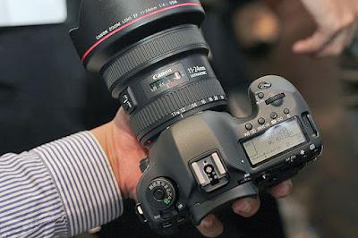 Harga Kamera Canon EOS 5DS & Canon 5DSR Terbaru dan Kelebihannya
