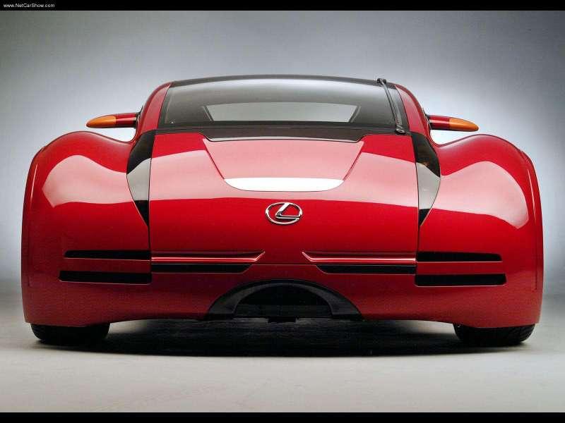 Attirant Lexus Sports Car