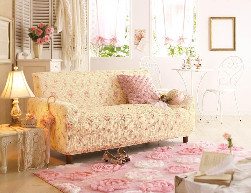 decoracao de interiores estilo romântico:Arquitetura e Decoração
