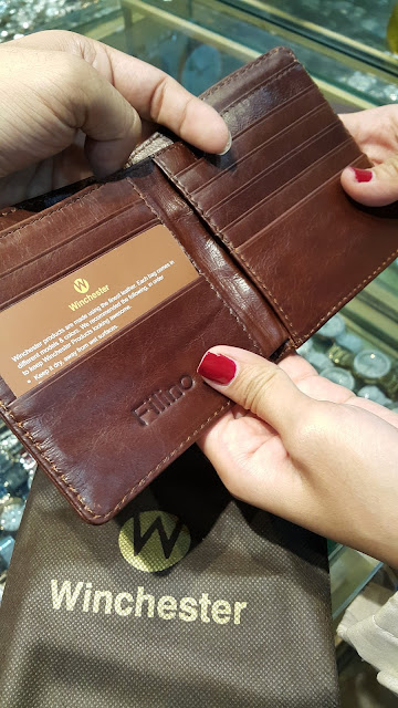Dompet Winchester