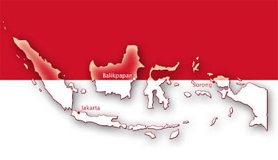 indonesia negara setan