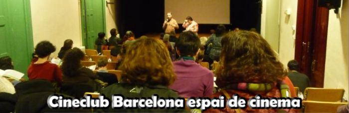 Barcelona espai de cinema