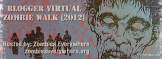Blogger Zombie Walk 2012