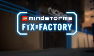 Screenshots of the LEGO: Mindstorms Fix the factory for Android tablet, phone.