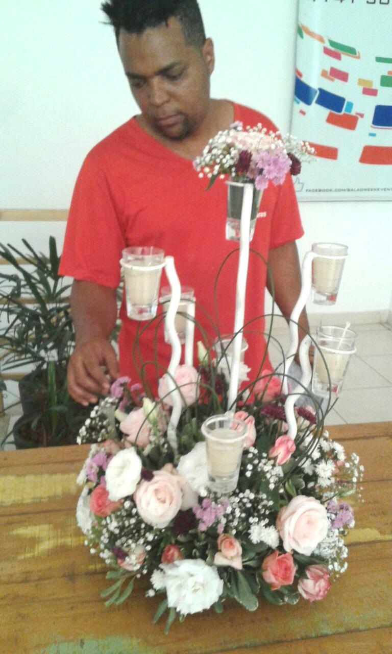 foto decoraçao evento casamento buffet elieidesalomão 2 lucas flores