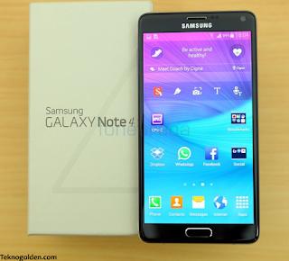 Spesifikasi dan harga Samsung Galaxy Note 5, smartphone yang hadir dengan  Lensa F/1.8 Dan Fitur Write on PDF
