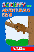 Scruffy the Adventurous Bear