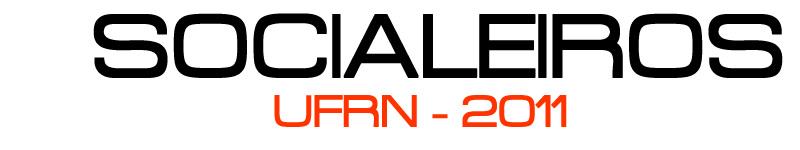 Socialeiros UFRN 2011