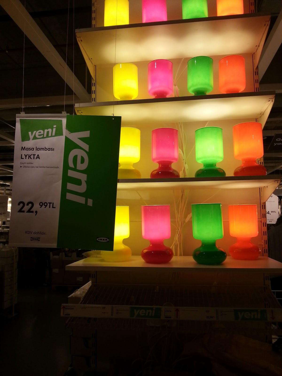 Ikea 39 dan ayd nlatma r nleri masa lambalar abajurlar for Ikea dans covina