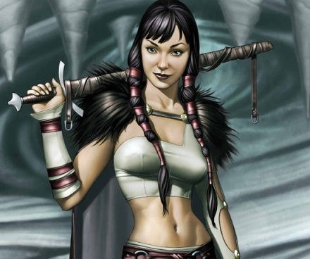 Sif  La diosa Asgardiana Sif