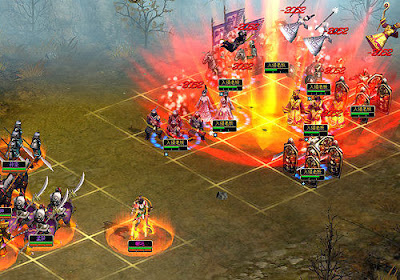 Tham gia game mới tướng thần của kho game Zing Appstore, người chơi được trải nghiệm khá nhiều hệ thống tính năng thú vị