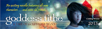 Goddess Tithe by Anne Elisabeth Stengl