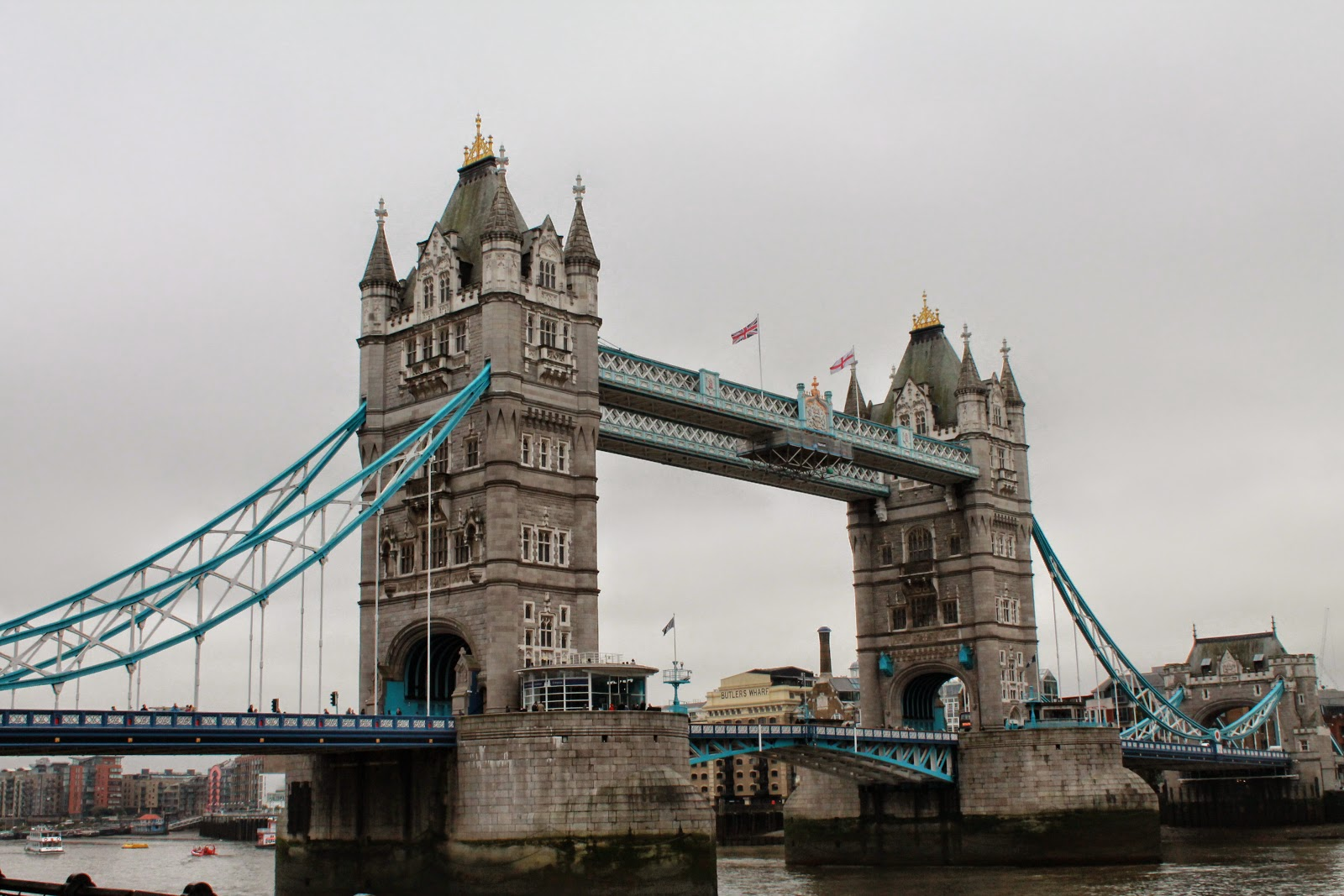 Viaje a Londrés. Parte IV. Final de recorrido.