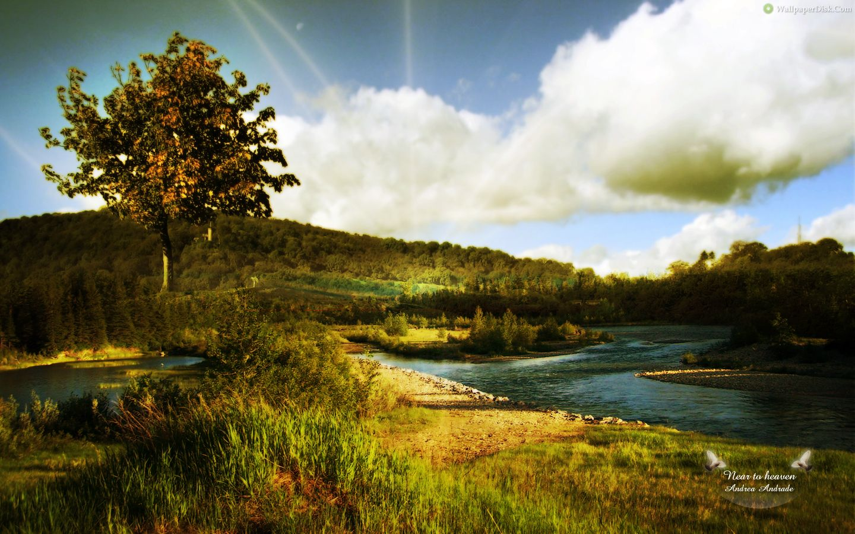 Beautiful Nature Sceneries Pics Heaven Nic Pic