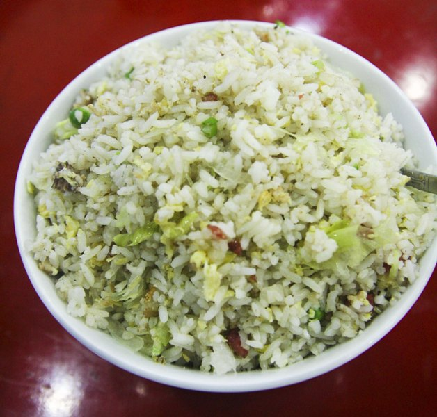 Rose Bowl Fried Rice