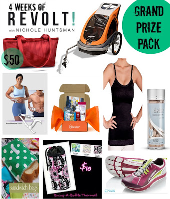 FIT INTO SUMMER Giveaway Event