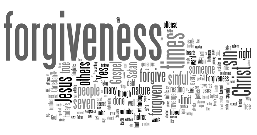 Forgiveness: Rescued And Released From An Unfathomable Crushing Debt