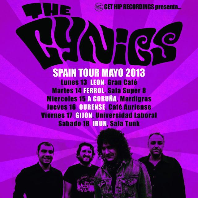 The Cynics en España