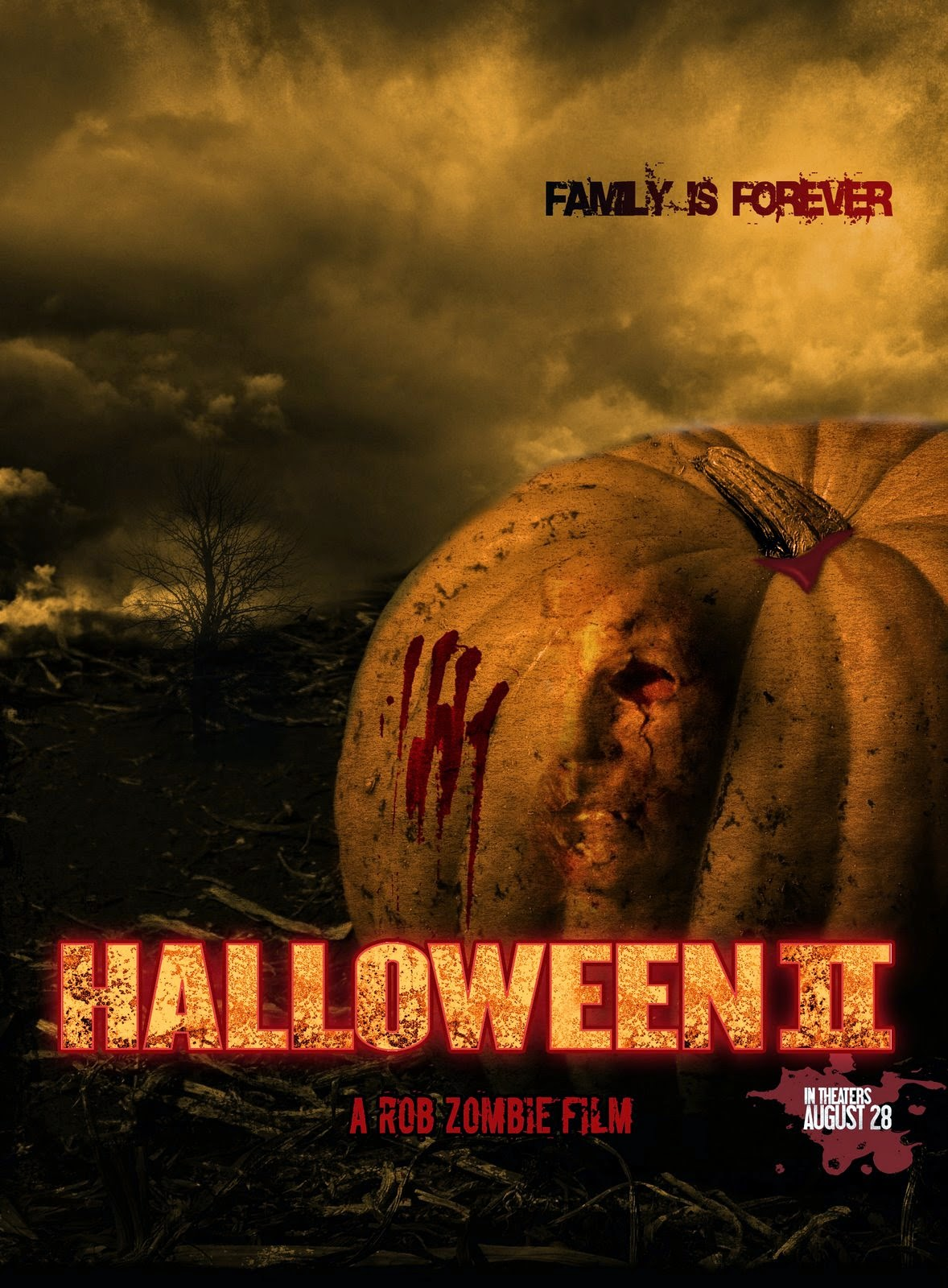blood work: halloween horror days ~ day 31: rob zombie's halloween ii