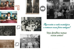 Restaure suas Fotos Antigas!
