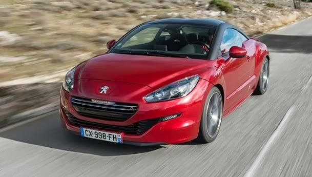 This Sports Car Is Based On A Modified Version Of A Simple RCZ 2013. Model  With A Hot R Index Was Developed With The Participation Of The Sports  Division Of ...