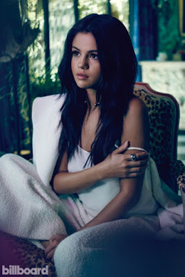 Selena Gomez sizzles for Billboard's October 2015 edition