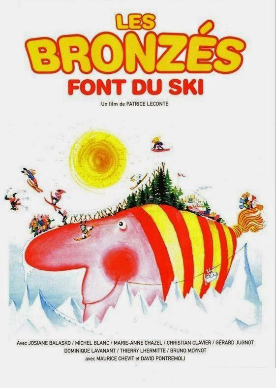 cin 233 mart les bronz 233 s font du ski de patrice leconte 1979
