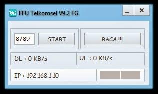 Inject Telkomsel FFU V9.2 FG 14 September 2014