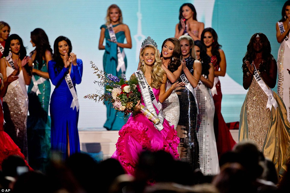 SHOP ONLINE: Miss USA 2015 Olivia Jordan To Be Stripped Of