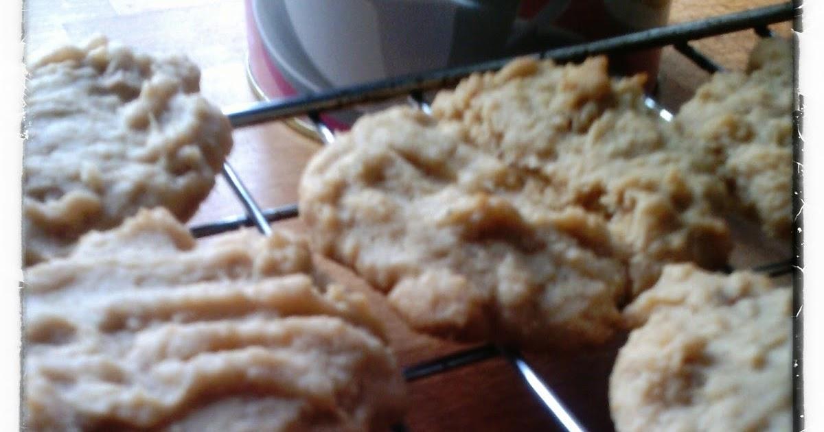 PEBBLE SOUP: Peanut Butter Cookies