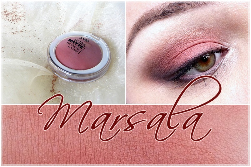 Marsala Make Up