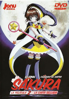Sakura Card Captor: La Carta Sellada - (Latino) (MP4 Celular) (MF) ~ RESUBIDO