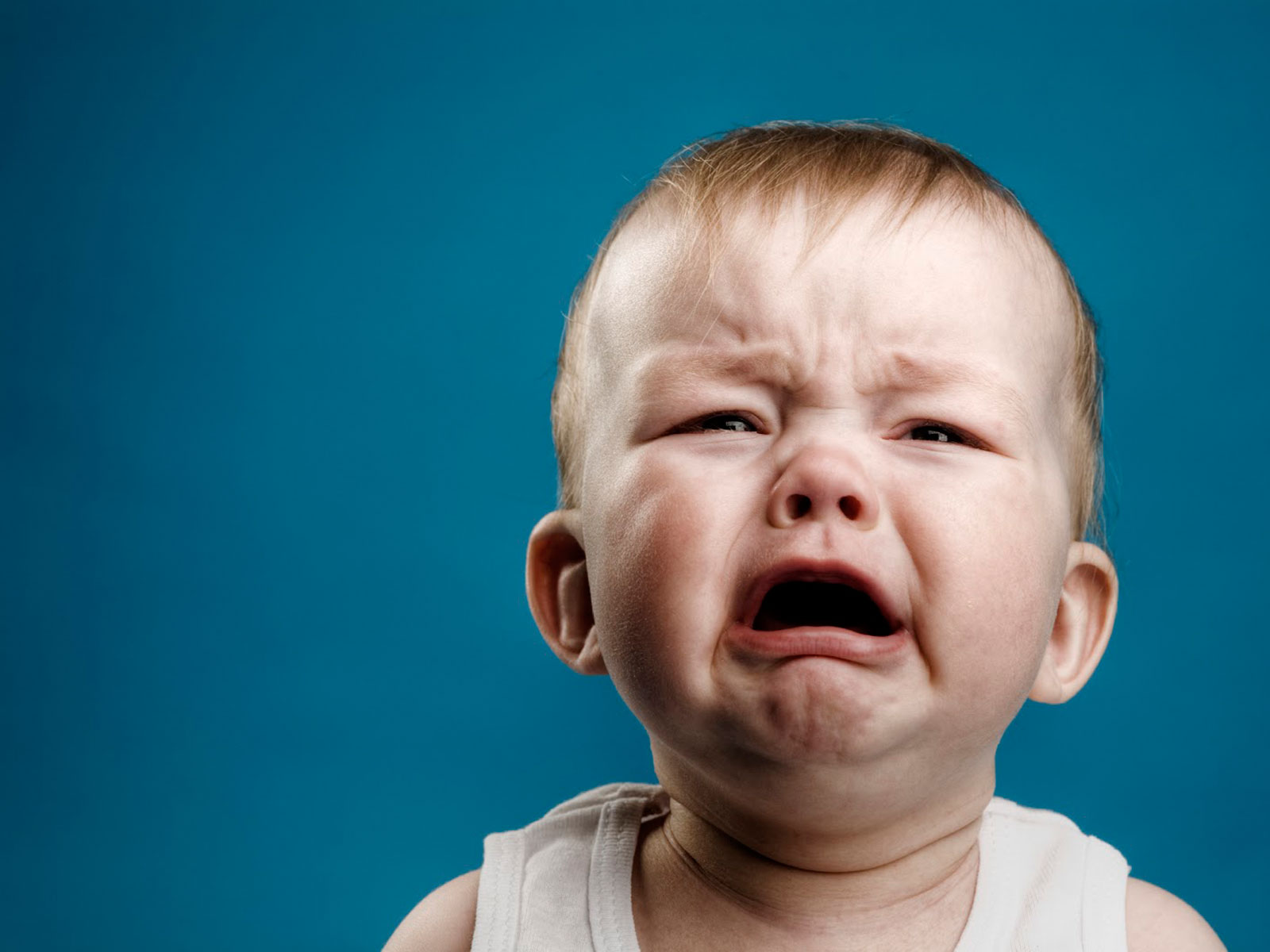 Funny Crying Baby