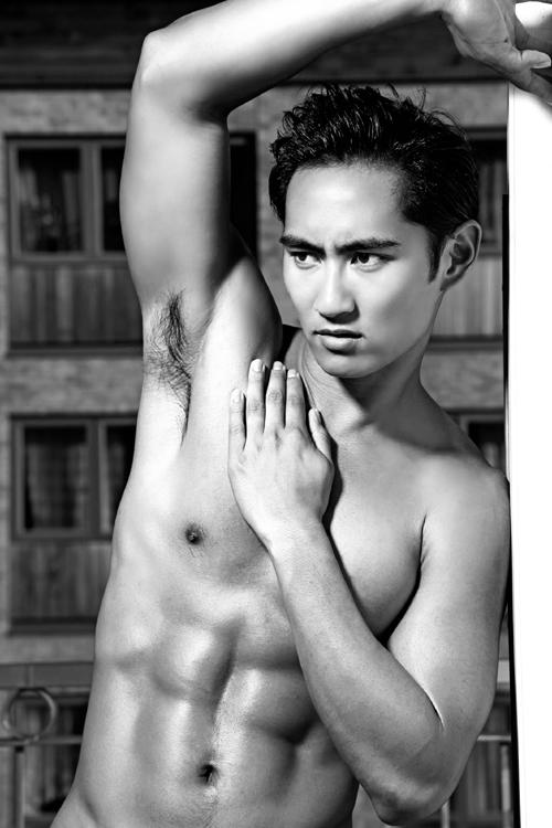 2011 - 2012 | Manhunt - Mister International - Mister Universe Model | Hawaii - USA | Rhonee Rojas Rhonee_+03web