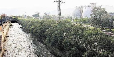 Rio Medellín-Planta San Fernando
