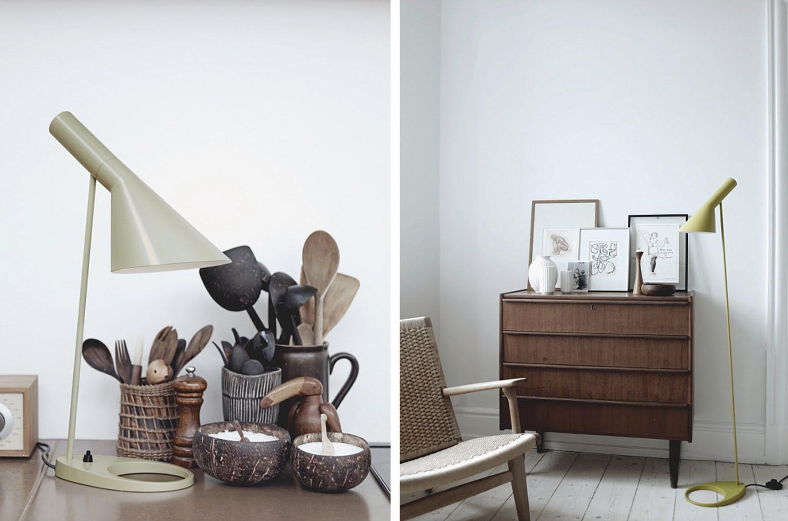 Arne Jacobsen Interior - Arne jacobsen aj lamp