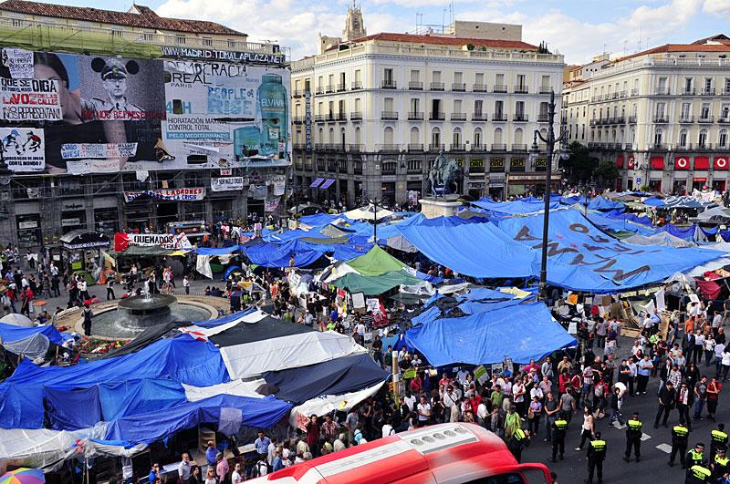 El metronauta for Puerta del sol hoy