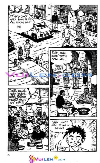Jindodinho - Đường Dẫn Đến Khung Thành III  Tập 45 page 8 Congtruyen24h