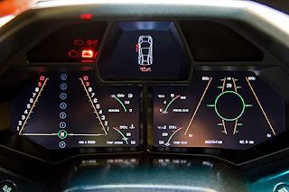 Italian cars Lamborghini Reventon