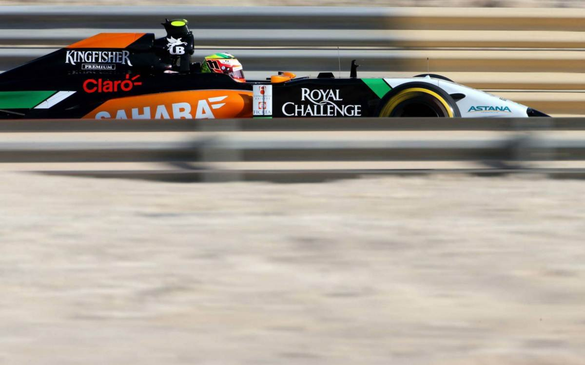 Sergio Perez - Force India