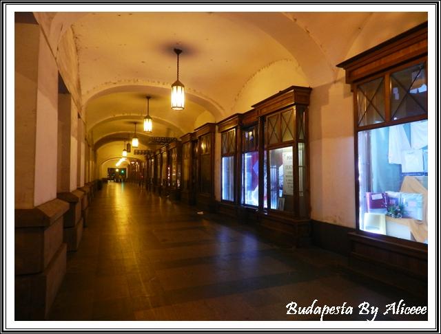 Ungaria-Budapesta-centru-istoric-pasaj